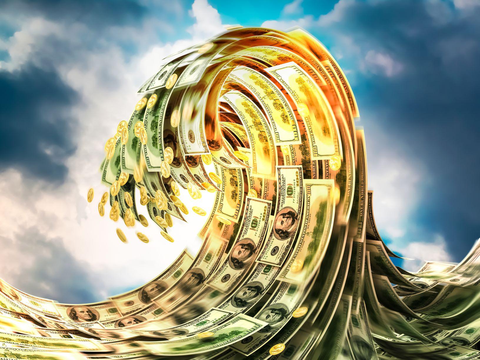 Tsunami ready to hit UK Economy