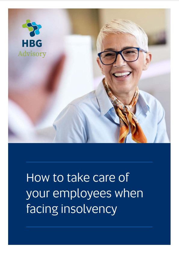 , Insolvency Guides, HBG Advisory